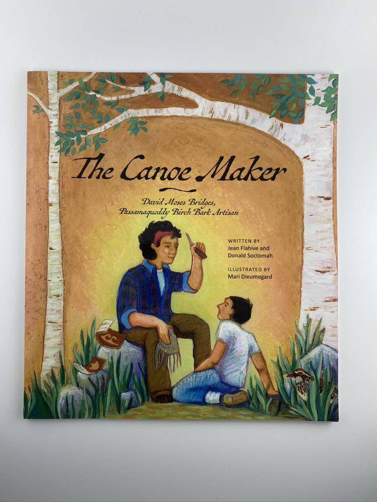 The Canoe Maker book
