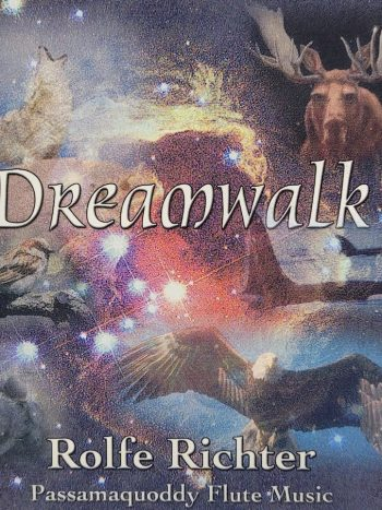 Rolfe Richter's CD Dreamwalk