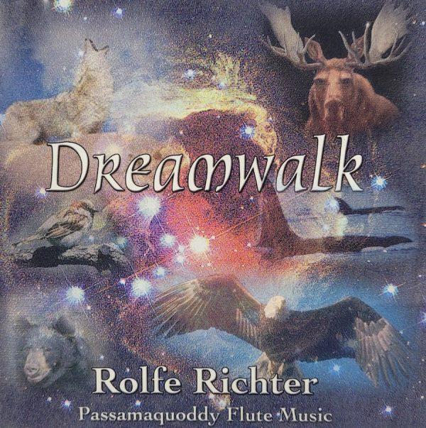 Rolfe Richter's CD Dreamwalk